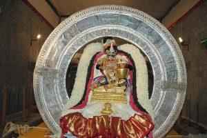 Rata Sapthami-Seventh Day Chakra Prabha Vahana Bramhotsavam