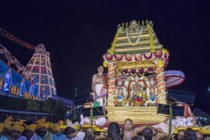 Rata Sapthami-Sixth DAy Sarva Bhoopala Vahan Bramhotsavam